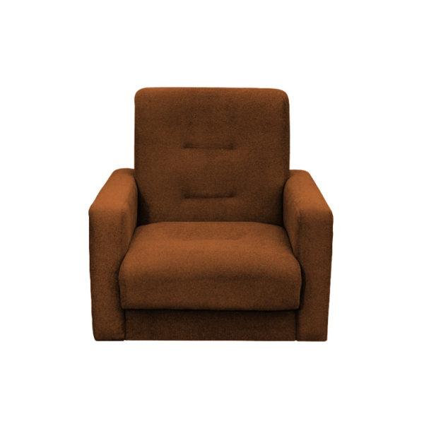 Кресло Астра коричневая